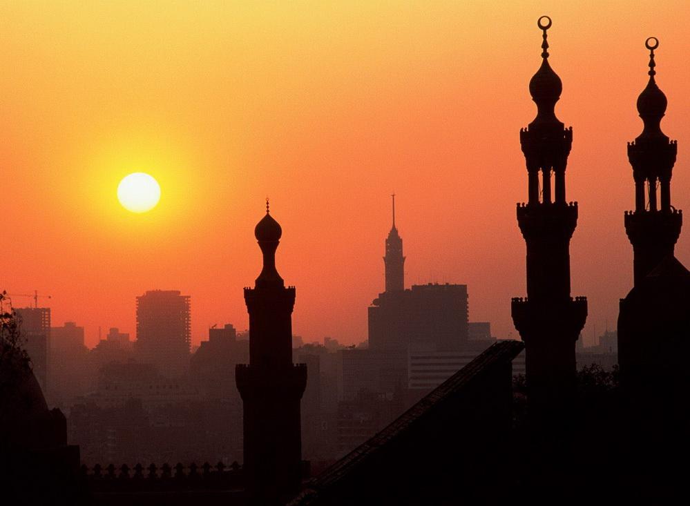 Египет в сентябре