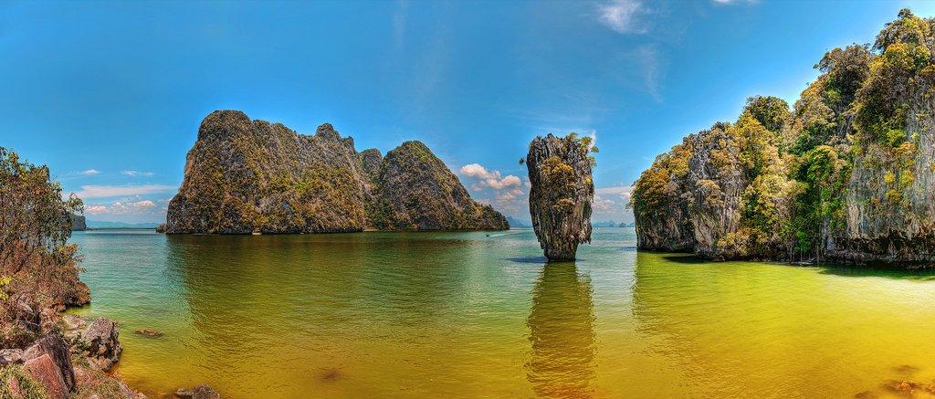Тайланде и его красоты